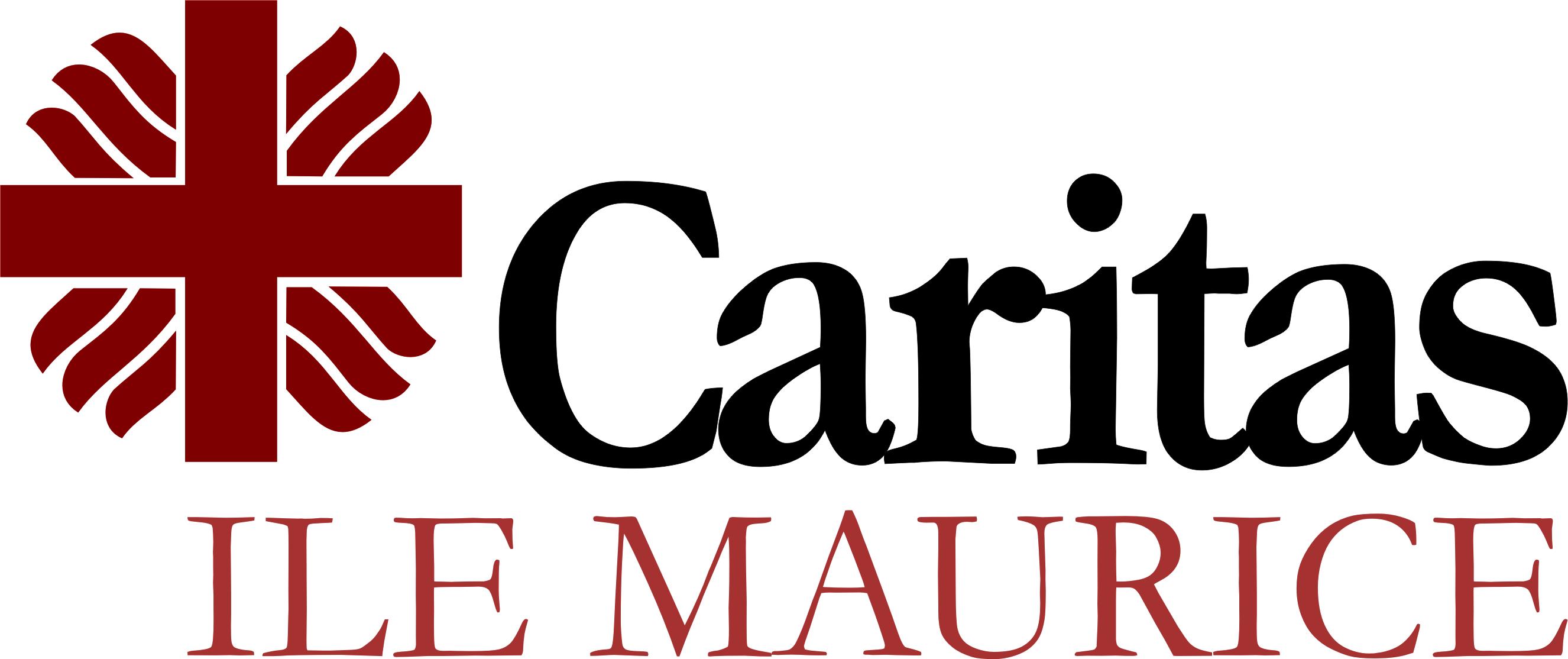 logo caritas ile Maurice – ICJM